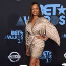 Garcelle Beauvais – 2017 BET Awards in Los Angeles - 454 x 691