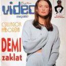 Demi Moore - Video Magazin Magazine Cover [Hungary] (October 1995)
