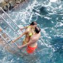 Irina Shayk With Bradley Cooper On Vacation In Amalfi Coast