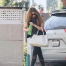 Sofia Vergara spotted headed for the gym Los Angeles Ca  January 8,2015