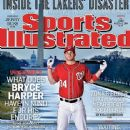 Bryce Harper - Sports Illustrated Magazine Cover [United States] (25 February 2013)