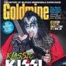 Gene Simmons - Goldmine Magazine Cover [United States] (January 2017)