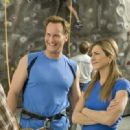 Patrick Wilson and Jennifer Aniston