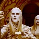 Luke Goss as Prince Nuada and Anna Walton as Princess Nuala in Universal Pictures' Hellboy 2: The Golden Army.