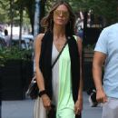 Heidi Klum going to lunch in NYC - 454 x 846