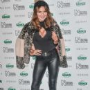 Lizzie Cundy – The Natural History Museum Ice Rink VIP Launch Night in London - 454 x 654