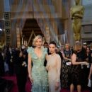 Cate Blanchett and Rooney Mara At The 88th Annual Academy Awards - Arrivals (2016)