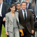 David Cameron and Samantha Cameron - 396 x 594