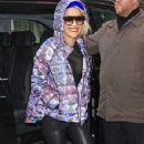 Rita Ora outside BBC Radio Two in London, UK November 19. 2012 - 351 x 594