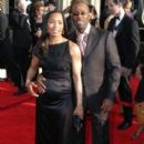 Angela Bassett and Courtney B. Vance  - 9th Annual Screen Actors Guild Awards (2003) - 267 x 400