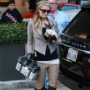 Paris Hilton – Shopping at Barneys New York in Beverly Hills
