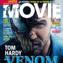 Tom Hardy - Best Movie Magazine Cover [Italy] (September 2018)