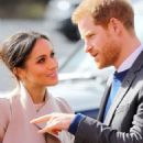 Meghan Markle – Visit the Eikon Centre in Lisburn