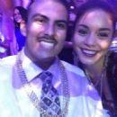Vanessa Hudgens Surprises Cancer Patient at High School Prom
