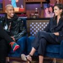 Nina Dobrev - Visiting Watch What Happens Live with Andy Cohen - 01.17.19