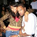 LeToya Luckett and Slim Thug - 454 x 478