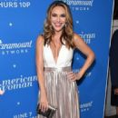 Chrishell Stause – Photocall for American Woman Premiere Party In Los Angeles - 454 x 746