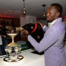 G.H. Mumm and Usain Bolt Toast to the Kentucky Derby in New York City - 454 x 461