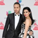 Prince Royce and Emeraude Toubia- The 17th Annual Latin Grammy Awards - Show - 403 x 600
