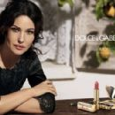 Monica Bellucci for 'True Monica' Dolce & Gabbana Beauty Campaign 2013