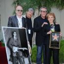 Buddy Holly honored posthumously with star on the Walk of Fame. Hollywood, CA.September 7, 2011 - 446 x 594