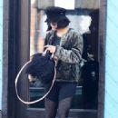 Vanessa Hudgens – Hits the gym in LA
