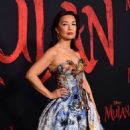 Ming-Na Wen – 'Mulan' Premiere in Hollywood