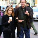 Sam Shepard and Mia Kirshner - 398 x 599