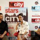 Starcast Of Movie 'Satyameva Jayate' Visit HT Media Office In Delhi - 454 x 286