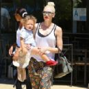 Gwen Stefani Out In Los Angeles
