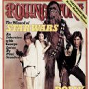 Harrison Ford, Mark Hamill and Carrie Fisher in Rolling Stone Magazine