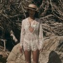 Shanina Shaik For Love & Lemons Swim Resort 2017 Collection - 454 x 693