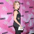 AnnaSophia Robb at the The Season 2 Premiere Party for 'The Carrie Diaries' at Gansevoort Hotel Rooftop in New York City