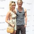 Ashley Benson and Chord Overstreet