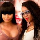 Blac Chyna at The Blac Chyna In Store at Blink Optical in Philadelphia, PA - May 30, 2015 - 454 x 295