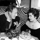 Elizabeth Taylor and Michael Wilding