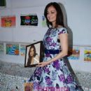 Diya Mirza - Arts & Craft Contest November 2008