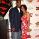 Gary Payton and Monique James - 422 x 600