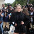 Caroline Vreeland – Christian Dior Fashion Show FW 2017 in Paris