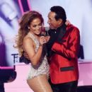 Jennifer Lopez and Smokey Robinson : 61st Annual Grammy Awards Show - 410 x 600
