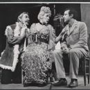 Zorba (musical) Original 1968 Broadway Cast Starring Hershel Bernardi, - 454 x 372