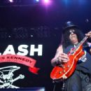 Aerosmith/Slash concert at The Forum in Los Angeles July 30, 2014