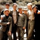 Mike Farrell - cast of MASH - 357 x 450