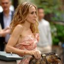 Sarah Jessica Parker - On Set Of 'Sex And The City The Movie' In NYC, 01.10.2007.