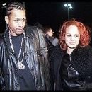Allen Iverson and Tawanna Turner - 220 x 190