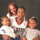 Allen Iverson and Tawanna Turner - 300 x 239