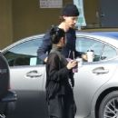 Vanessa Hudgens and Austin Butler – Out in West Hollywood