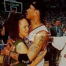 Allen Iverson and Tawanna Turner - 250 x 388