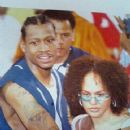 Allen Iverson and Tawanna Turner - 360 x 480