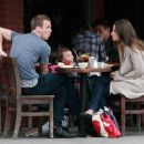 Cam Gigandet: Family Fun in Beverly Hills